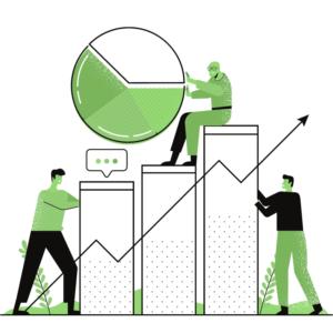 Digital Analyst Icon