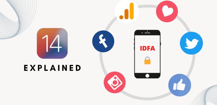 IDFA explained logos